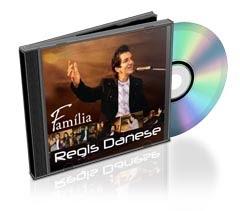 Regis Danese – Familia