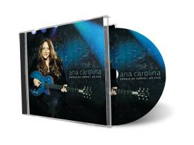 Ana Carolina – Ensaio de Cores: Ao Vivo