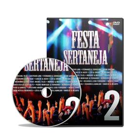 DVD Festa Sertaneja 2